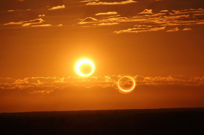 Ring of Fire Eclipse (11 pics)