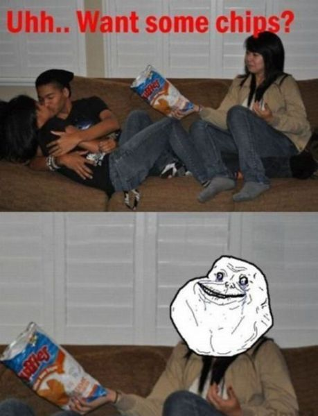 Forever Alone (51 pics)