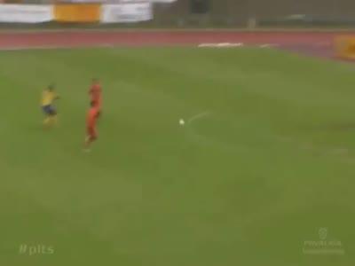 Epic Soccer Goal