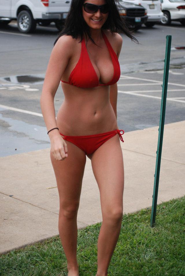 Amateur Bikini Car Wash Part 3 69 Pics