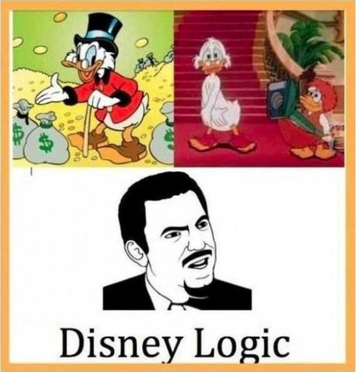 Cartoon Logic. Part 2 (32 pics)