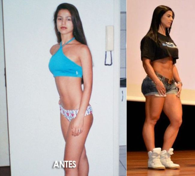 Several Years of Fitness Later (8 pics)