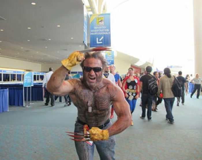 Cosplay and Halloween Costumes. Doing It Right (69 pics)