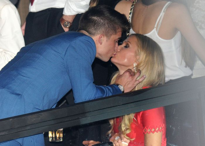 Paris Hilton With Her 21-Year-Old Boyfriend (7 pics)