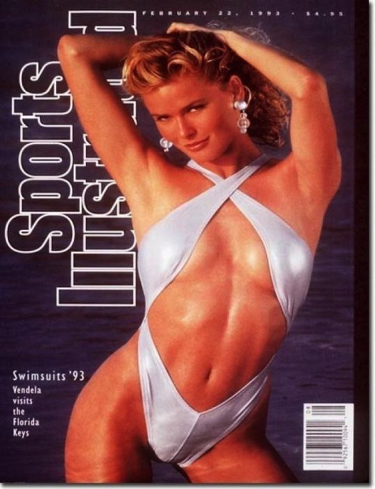 '90s Sports Illustrated Models Then and Now (21 pics)