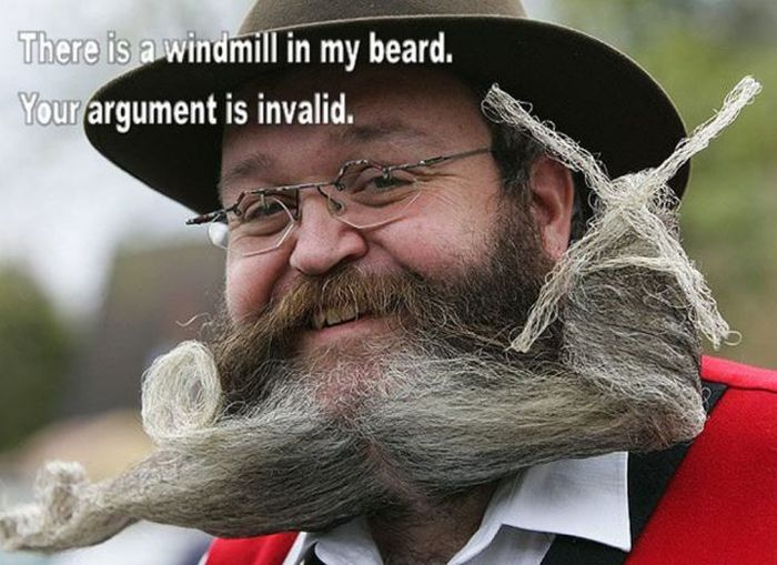 Your Argument is Invalid (35 pics)