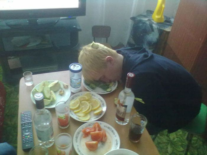 Drunk People. Part 7 (70 pics)