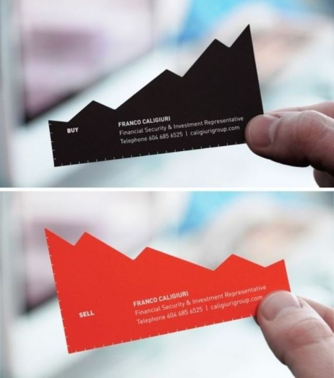 Creative Business Card Designs 29 pics
