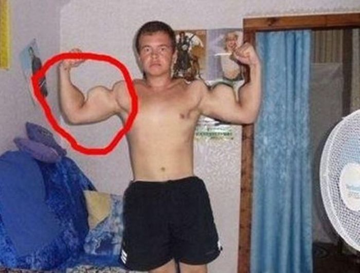 Photoshop Fails. Men Only Edition (26 pics)