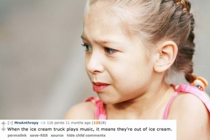 Funny Lies for Children (16 pics)