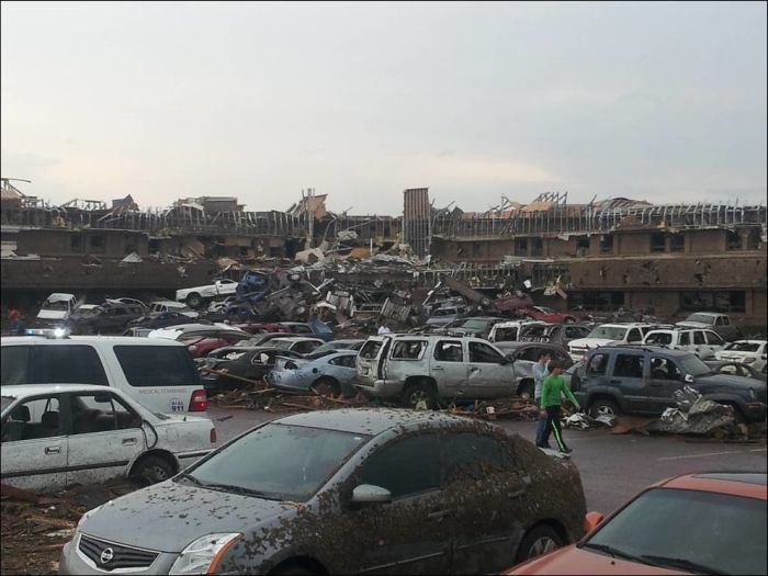After Oklahoma Tornado