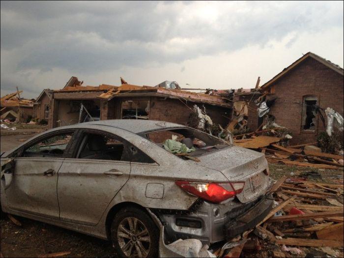 Oklahoma Tornado (23 pics)