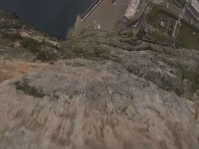 Base Jumping Gone Totally Wrong
