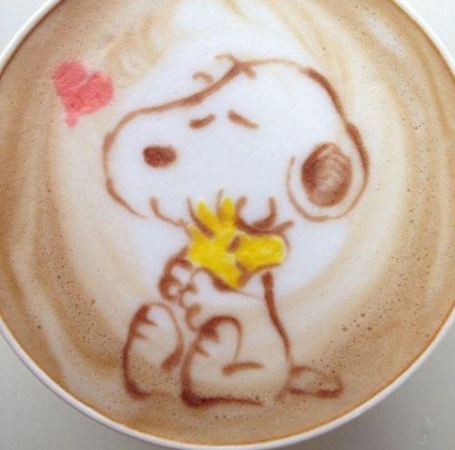 Amazing Latte Art (45 pics)
