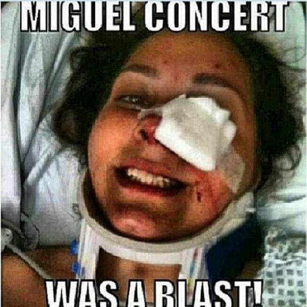 The Miguel Leg Drop Meme (19 pics + 1 video)