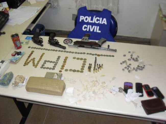 Confiscated by Brazilian Police (29 pics)