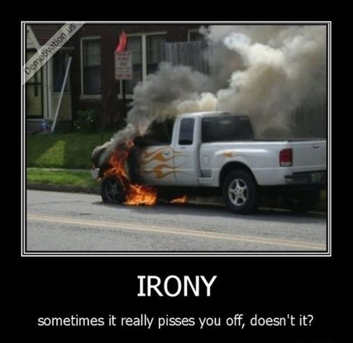 Funny Demotivational Posters (27 pics)