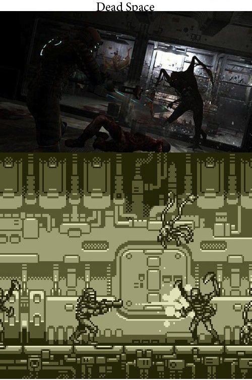 Video Games Then and Now (10 pics)
