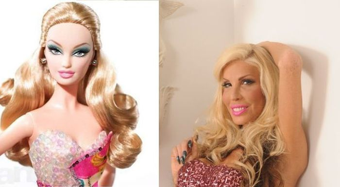 Man Turns Himself into Barbie Girl (35 pics)