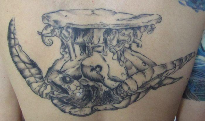 Awesome Tattoos (39 pics)