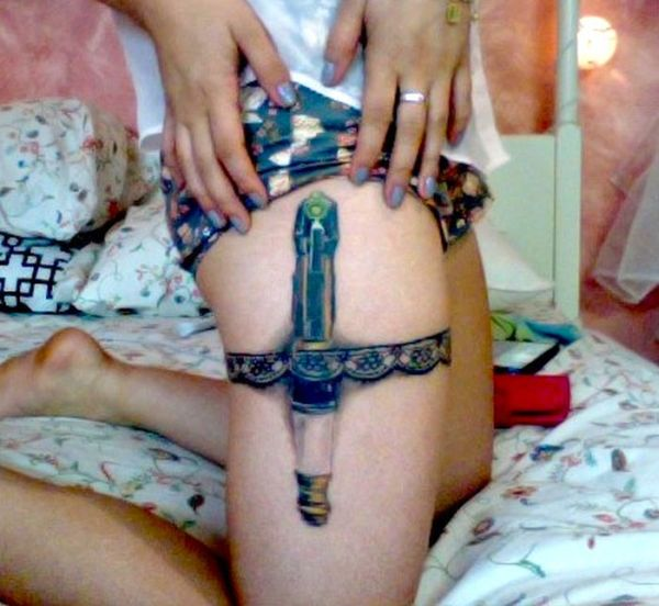 Awesome Tattoos (39 pics)