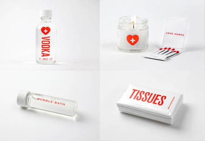 First Aid Kit for Broken Hearts (10 pics)