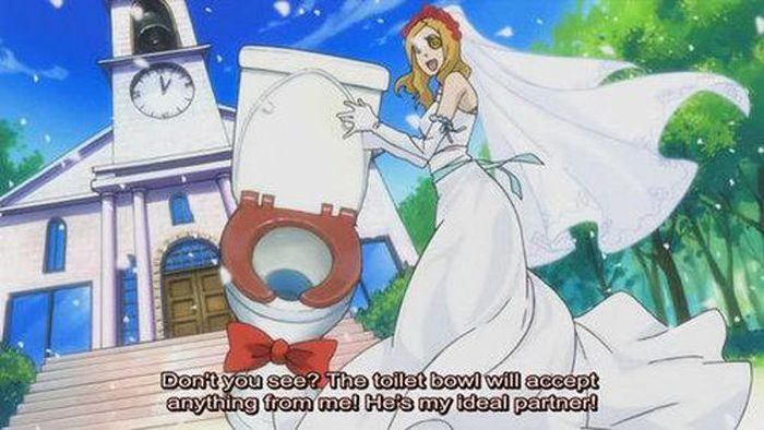 Weird Anime Moments (21 pics)