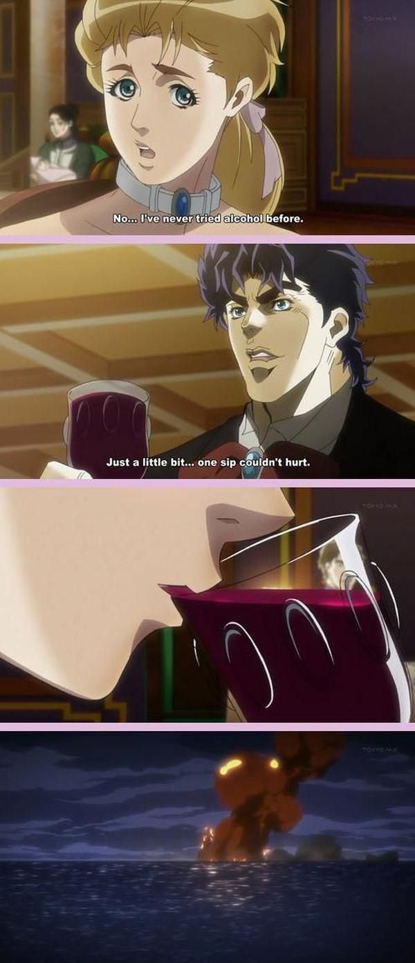 Weird Anime Moments (21 pics)