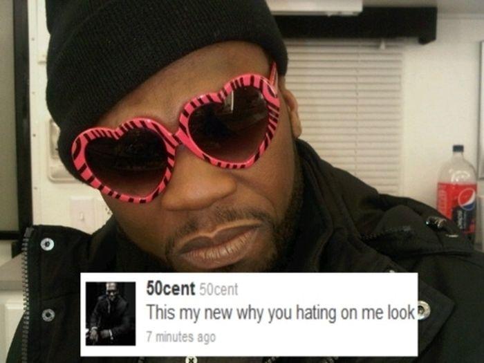 Rappers Doing Normal Sh!t. Part 2 (36 pics)