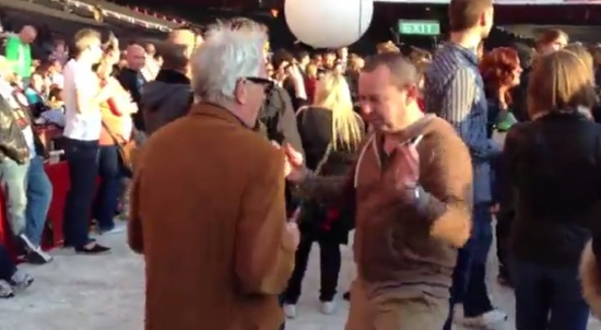 Old Guy Dancing Like a Boss