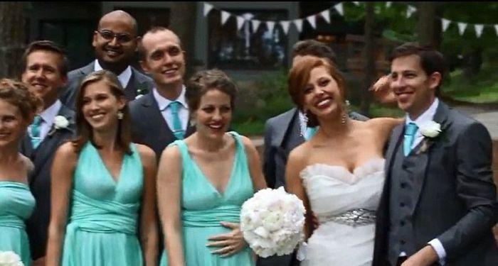 Wedding Fail (7 pics + video)