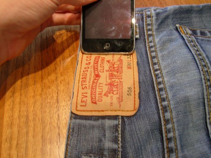 Jeans Smartphone Case (30 pics)