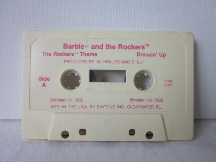 Cassette Tapes from the Past (34 pics)