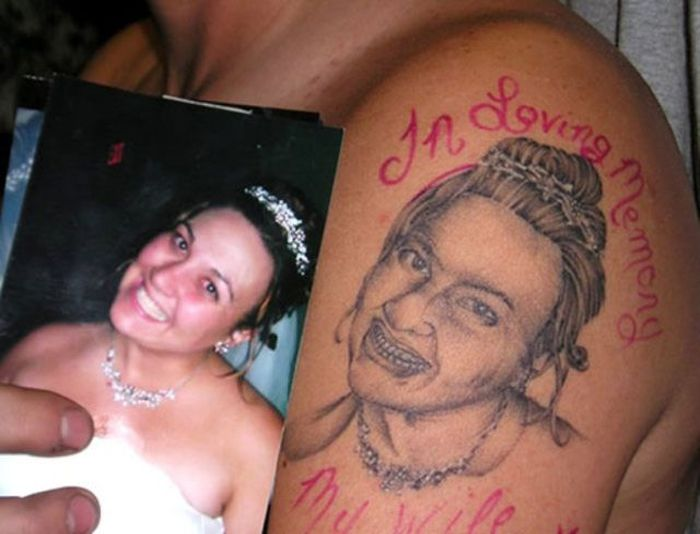 Really Bad Tattoos (31 pics)