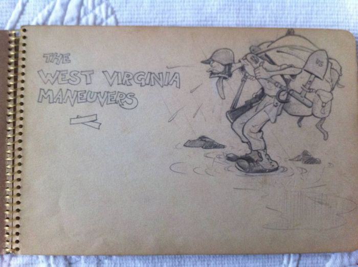 World War II Illustrations (50 pics)