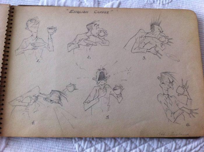 World War II Illustrations (50 pics)