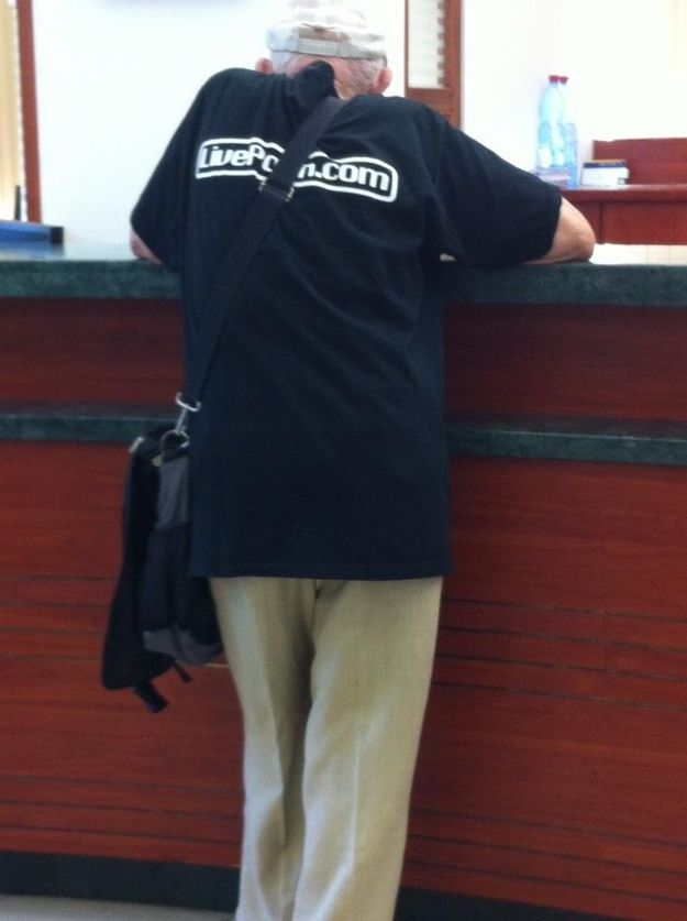 Why Anyone Would Wear These T-Shirts? (30 pics)