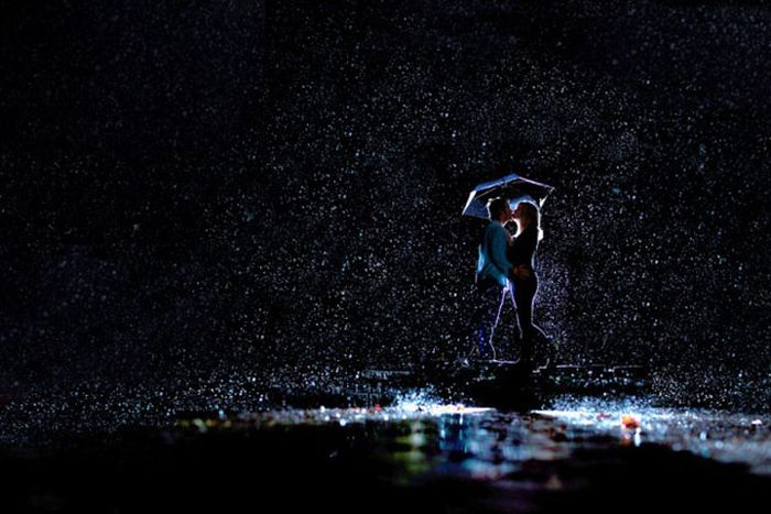 Beautiful Photos of Rain (55 pics)