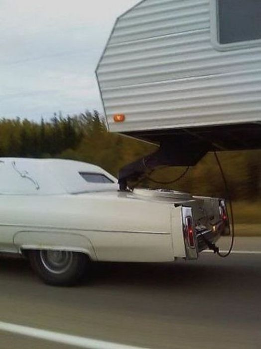 Funny Car-Themed Photos. Part 5 (50 pics)