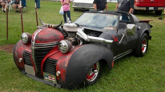 WTF Cars (38 pics)