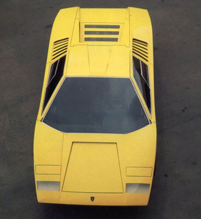 Prototype Cars from the '70s (80 pics)