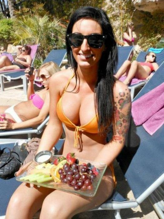 Beautiful Summer Girls. Part 2 (63 pics)