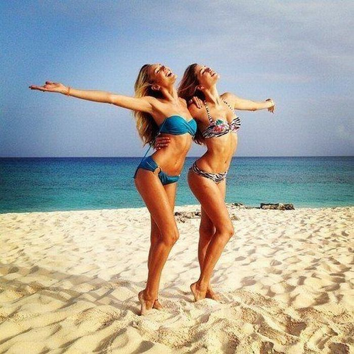 Beautiful Summer Girls. Part 2 (63 pics)