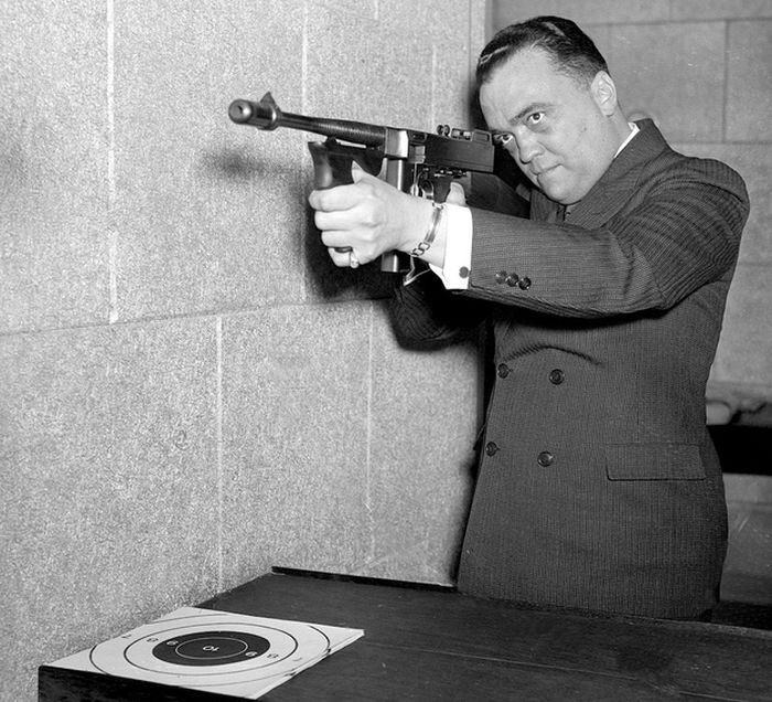 FBI in the '30s and '40s (18 pics)