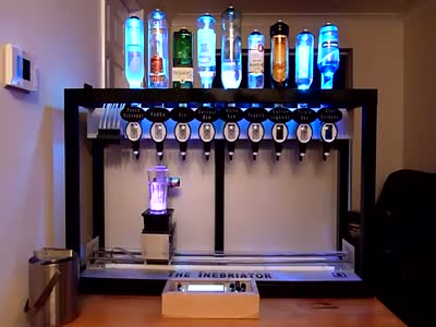 Awesome Cocktail Machine