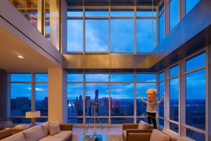 An Apartment That Costs $115,000,000! (18 pics)