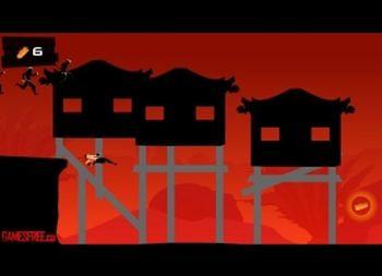 Run Ninja Run 3 – Unexpected Road