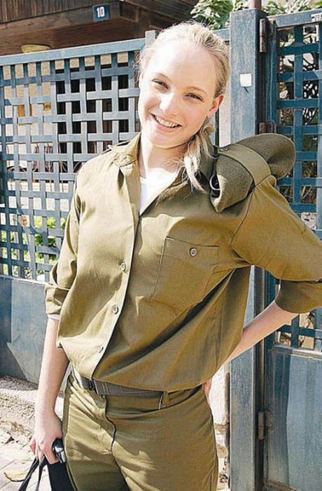 Girls of Israel Army Forces. Part 6 (68 pics)