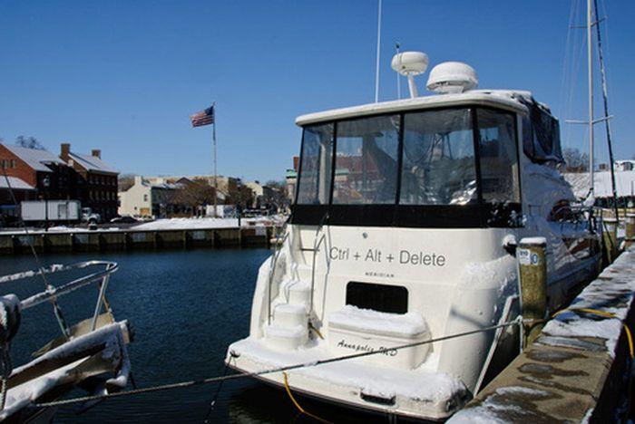 Funny Boat Names (24 pics)