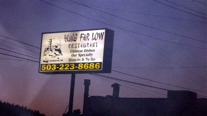 Places with Embarrassing Names (32 pics)